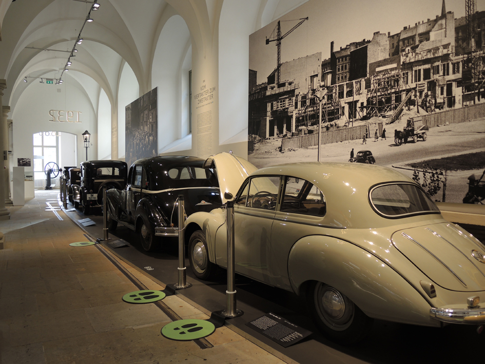 Zeitinsel 2 Verkehrsmuseum Dresden