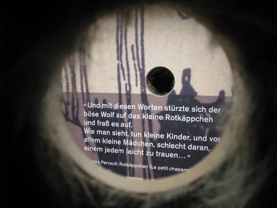 Szene 2a Grimm Märchwerkstatt