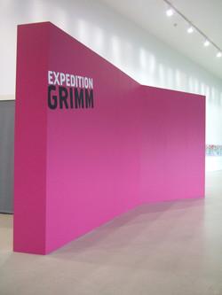 Klimaschleuse Expedition Grimm