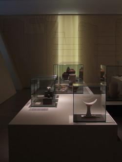 Räumlicher Eindruck Grabkammer GIZA