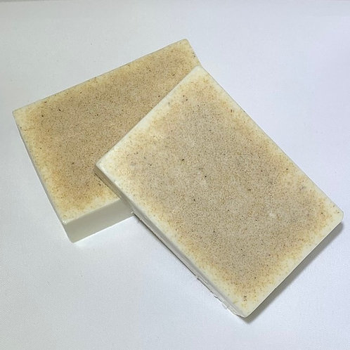 BAR SOAP | OATMEAL + HONEY
