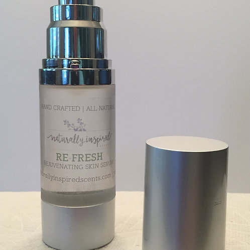 FACE ESSENTIALS | REJUVENATING SERUM