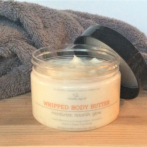 BODY ESSENTIALS | WHIPPED BUTTER