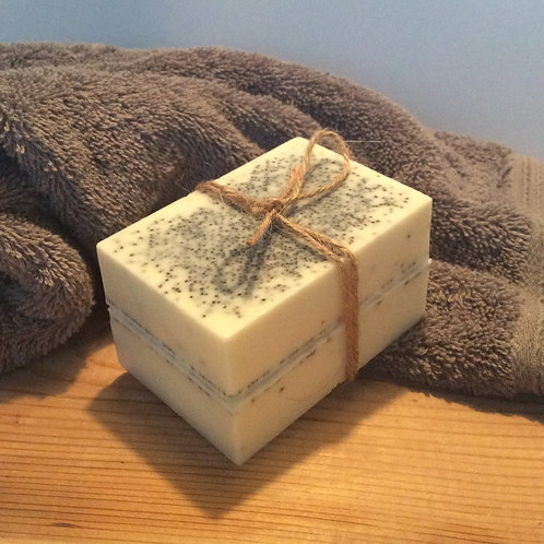 BAR SOAP | CEDARWOOD, BAY & ORANGE