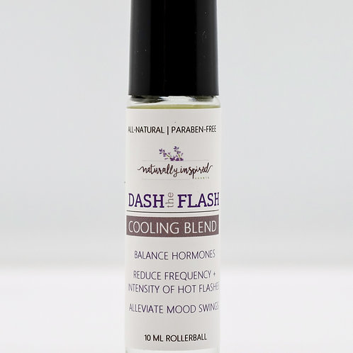 ROLLER BALL | DASH THE FLASH - MENOPAUSE BLEND