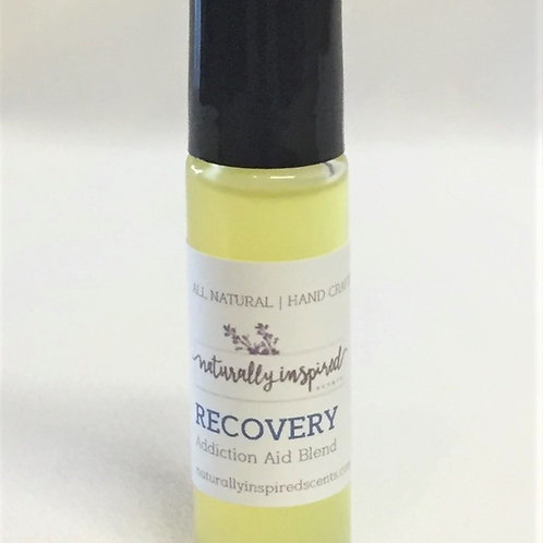 ROLLER BALL   ADDICTION RECOVERY BLEND