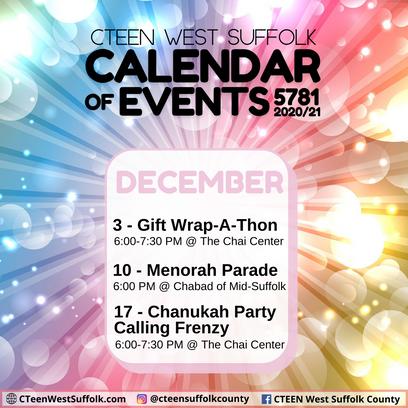 CTeen Calendar of Monthly Events.png