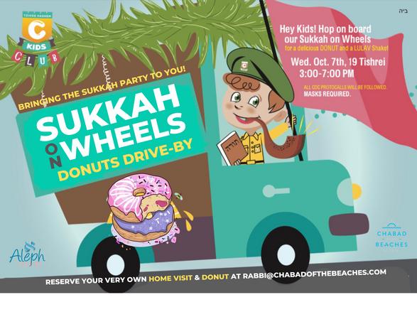 Sukkah on a Truck Kids.PNG
