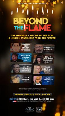Copy of Beyond the Flame - Virtual Chanu