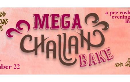 Mega Challah Baka