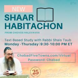 Shaar Habitachon