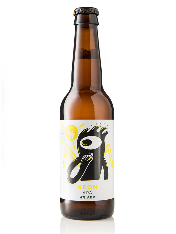 Neon Pale Ale 330ml Bottle