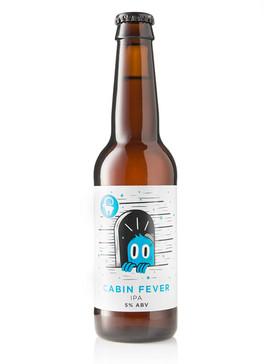 Cabin Fever IPA 330ml Bottle