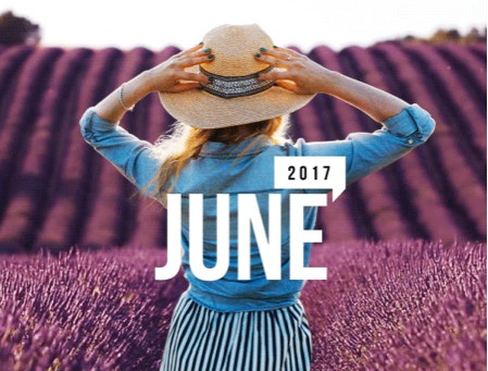 Ljumma vindar och magiska kvällar i juni