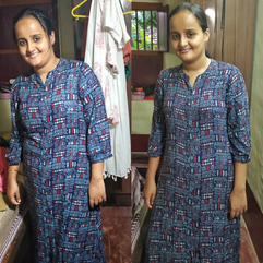 Jacintha, Mangalore, 16 Weeks