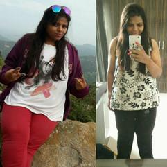 Deesha, Bangalore, 16 Weeks