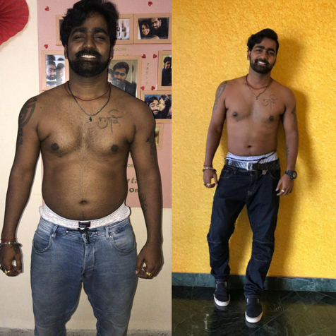 Vaibhav, Mumbai, 12 Weeks