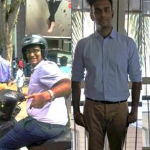 Abhay, Bangalore, 16 Weeks