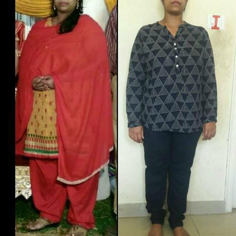 Dr Pramila, Bangalore, 16 Weeks