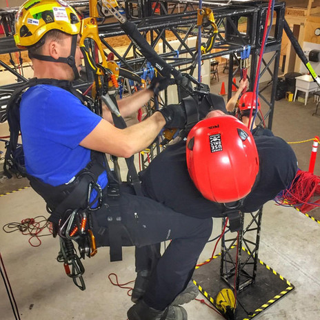 Rope Access Training