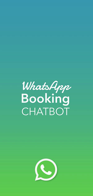 Booking through a Chatbot