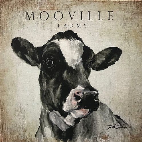 """""""Mooville"""" by Debi Coules"""
