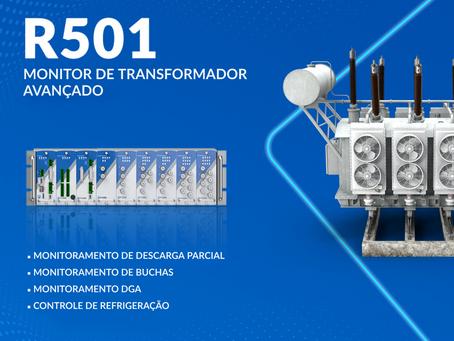 R501 – MONITOR DE TRANSFORMADOR AVANÇADO