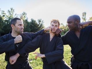 3 amis passionnés d'arts martiaux créent leur club de Kenpo ...