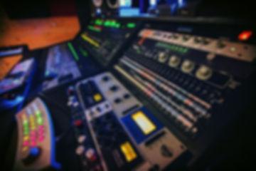 Sound Cellar Recording Studio Console