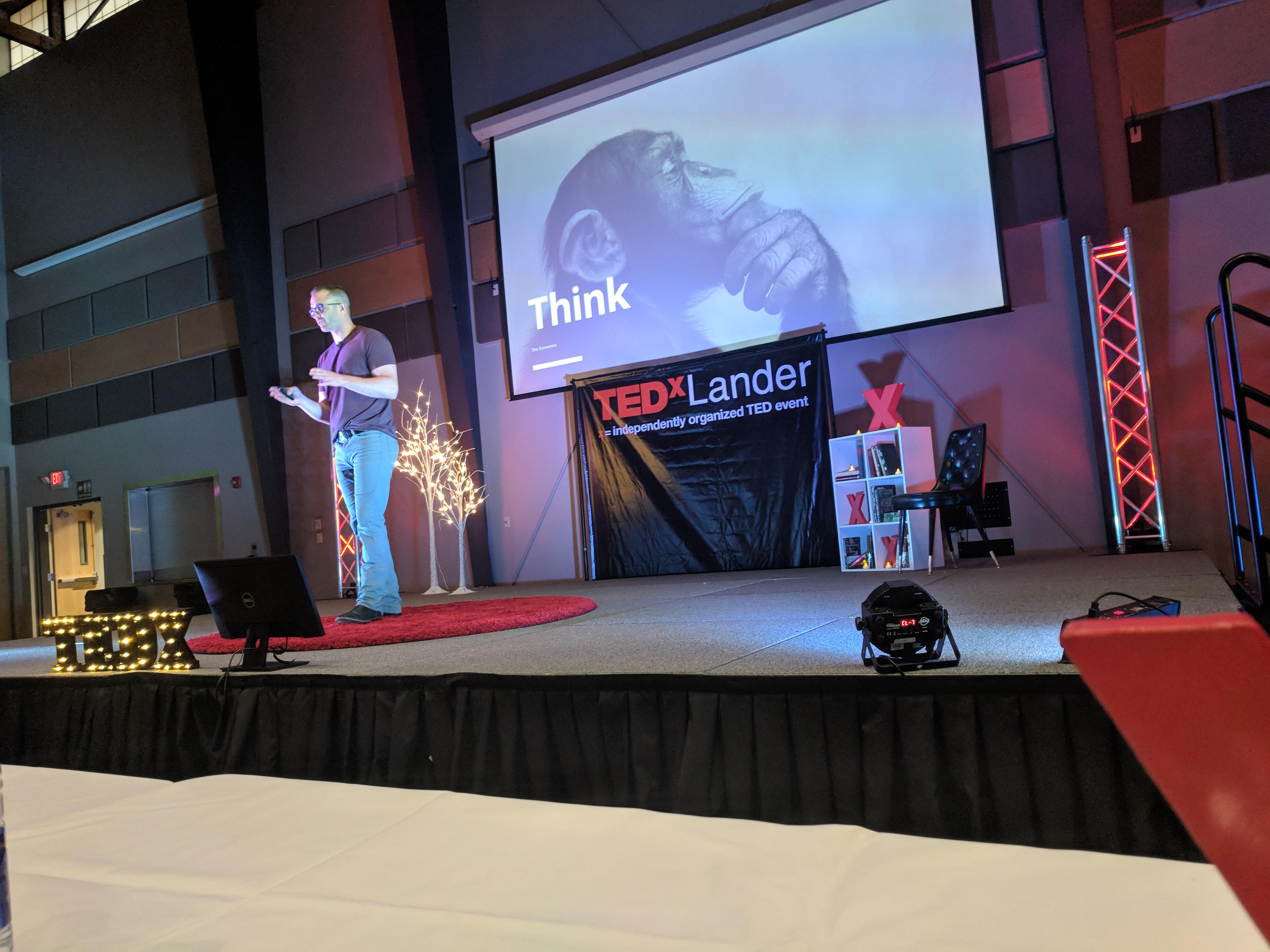 TEDxLander 2019
