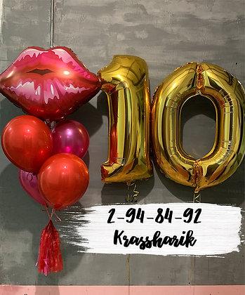 Набор губы 101119
