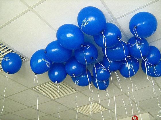 Шар синий ( с обработкой)