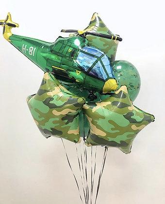 Набор вертолет 23.-2020