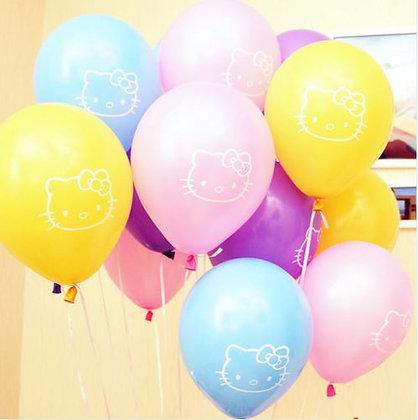 Хеллоу Китти! розовый шар