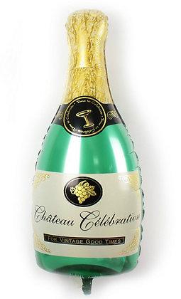 "Бутылка шампанского (Шар 39""/97 см)"