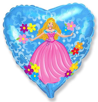 Принцесса 45см