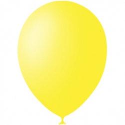 Шар желтый