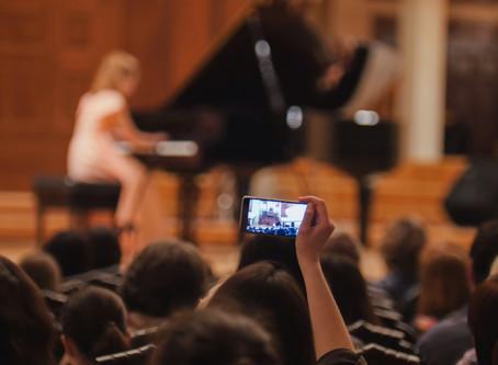 We Love a Recital