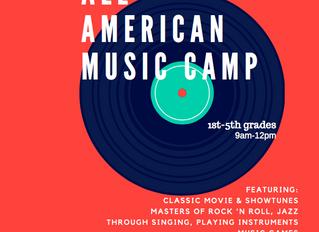 All American Music Summer Camp