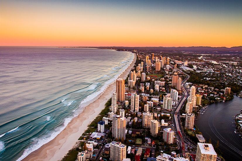 City Meets the Sea