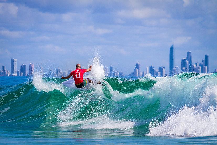 Slater Visit's Gold Coast