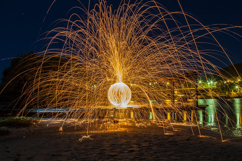 Sparkling Orb