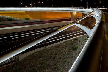 Gateway, Perth. Lighting Design by DJCoalition