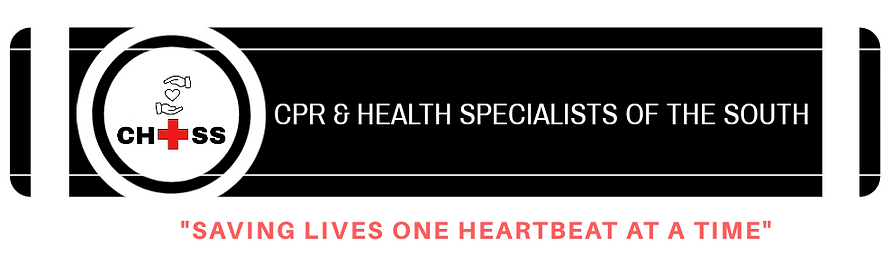 CPR & Health Specialists of the South logo