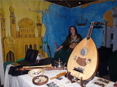 Djinjols Salon du médiéval