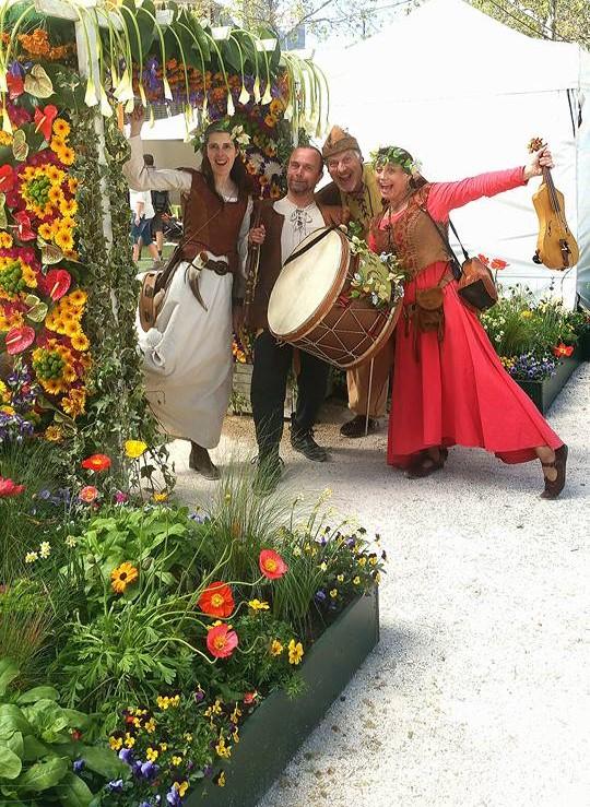 Djinjols fête des fleurs