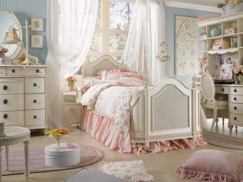 shabbychicbedroom4-805x604