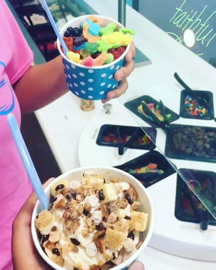 Bowls Frozen Desserts