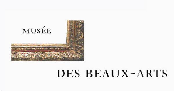 CE logo Musee des BEAUX ARTS DIJON BBD W