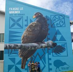 NZHC Mural